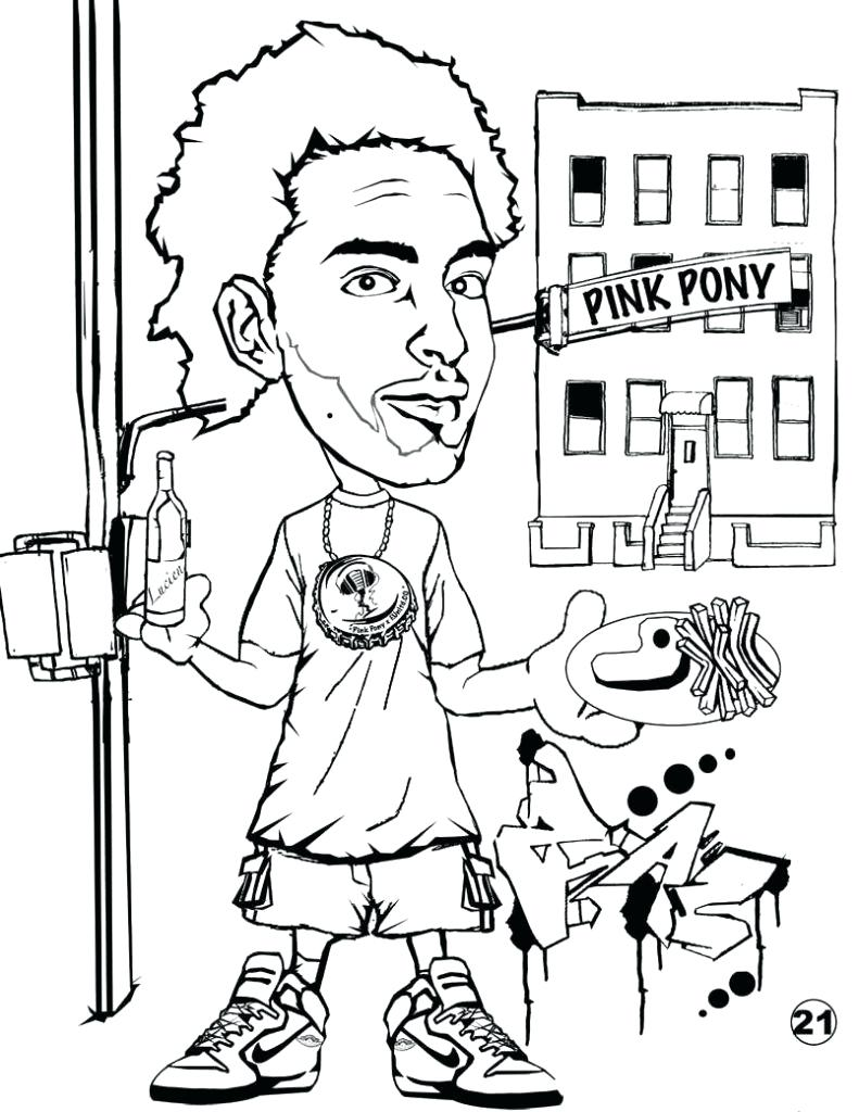 791x1024 Coloring Pages Graffiti Coloring Pages Printable Cartoon Free