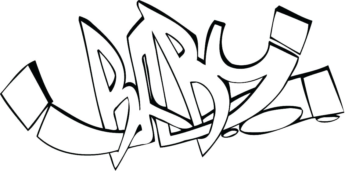 1131x560 Printable Graffiti Coloring Pages Graffiti Coloring Pages Graffiti