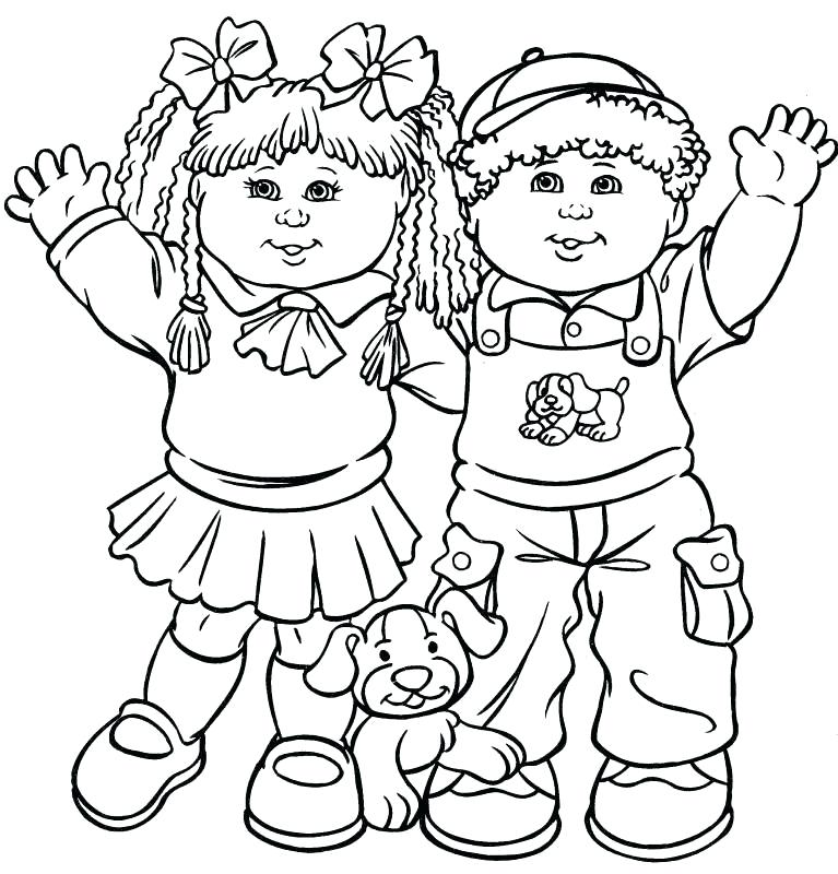 767x800 Coloring Sheets For Older Students Color