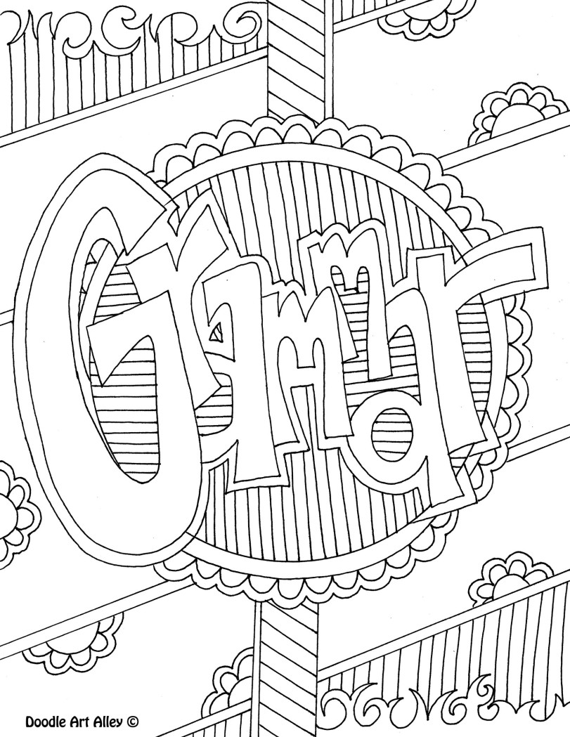 811x1049 Grammar Coloring Pages Interactive Writing