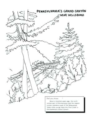 306x396 Pennsylvania Coloring Pages Click On An Image To View And Print