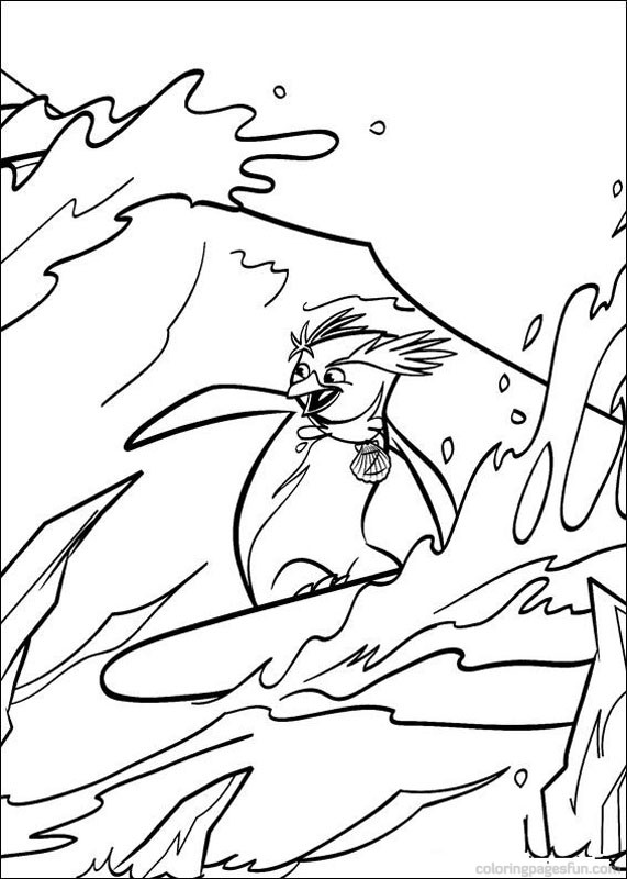 571x800 Surfs Up Coloring Pages Surfs Up Cake Ideas