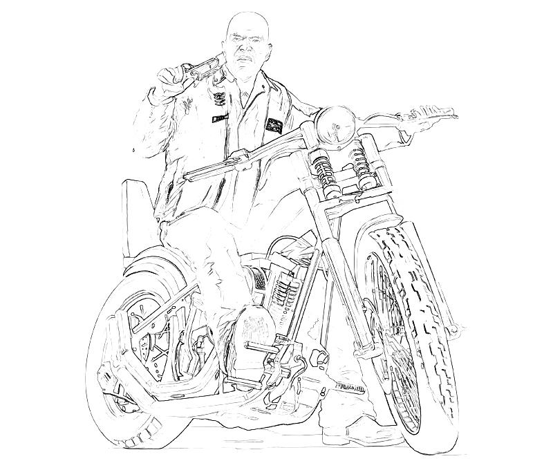 800x667 Gta Coloring Pages Fresh Grand Theft Auto Michael Coloring
