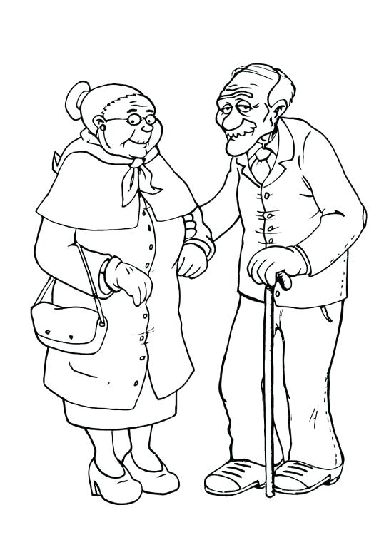 531x750 Grandfather Coloring Pages Happy Birthday Great Grandpa Coloring