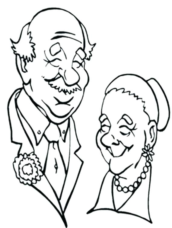 570x756 Grandparents Day Coloring Pages Free Valentines I Love You Much
