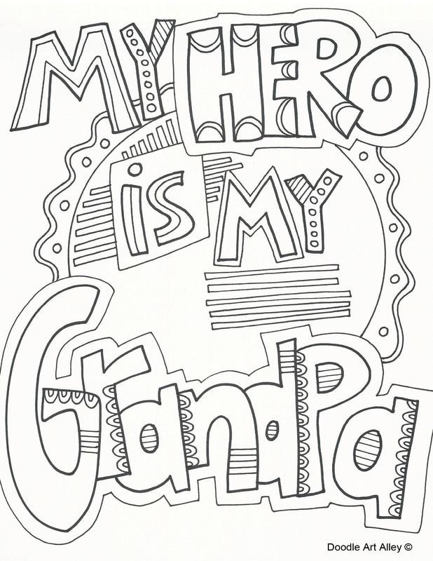 graphic regarding Grandparents Day Printable Coloring Pages known as Grandparents Working day Printable Coloring Internet pages at