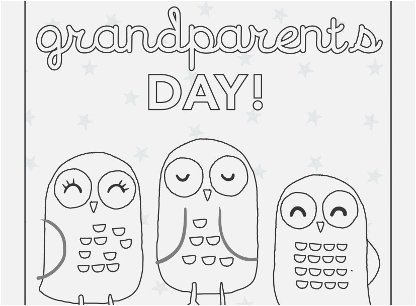 827x609 The Ideal View Grandparents Day Coloring Pages Excellent