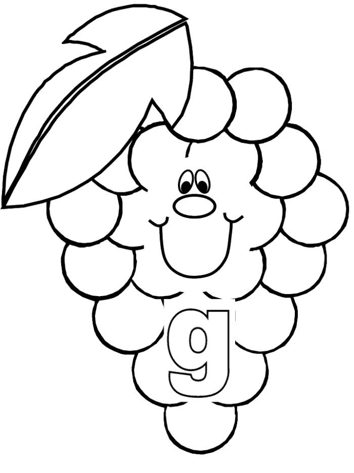700x933 Grape Vine Coloring Page Free Coloring Pages Free Coloring Page