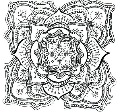 425x388 Graphic Coloring Pages