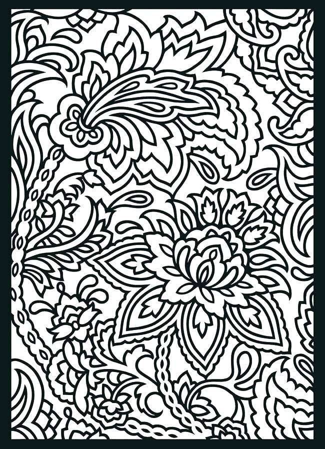 650x898 Design Color Pages Coloring Page Coloring Pages For Adults