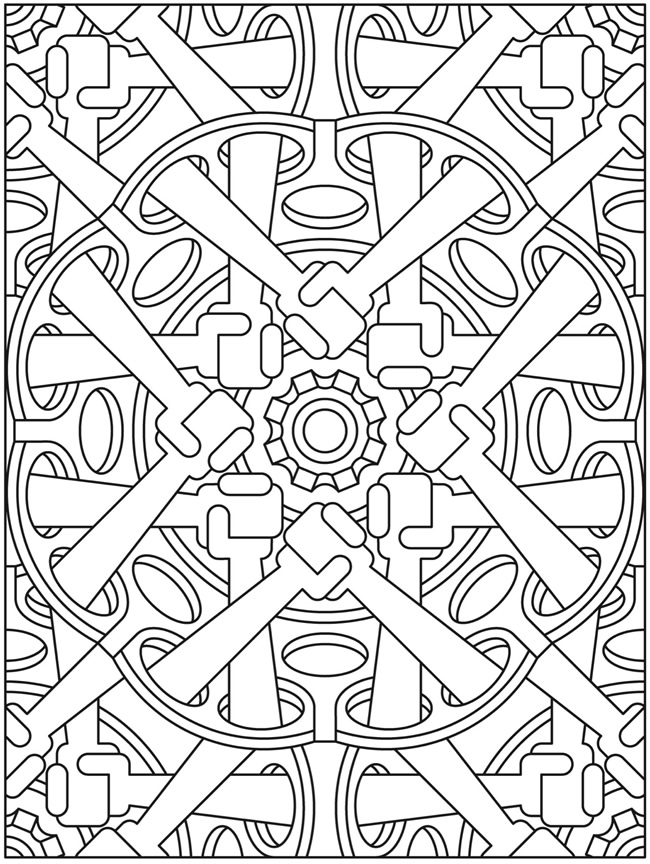 650x864 National Coloring Day Samples Graphic Design