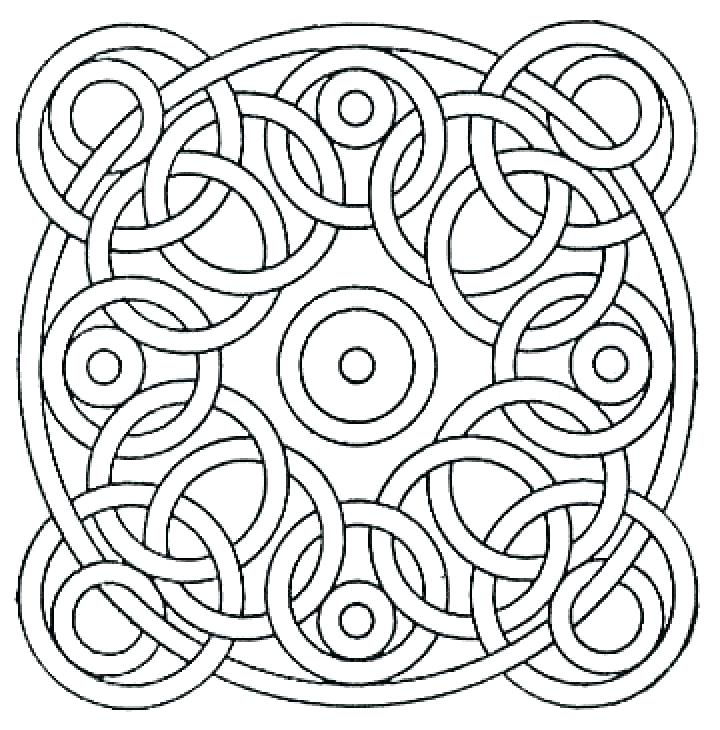 720x730 Page Coloring Pages Designs Coloring Pages Patterns Geometric