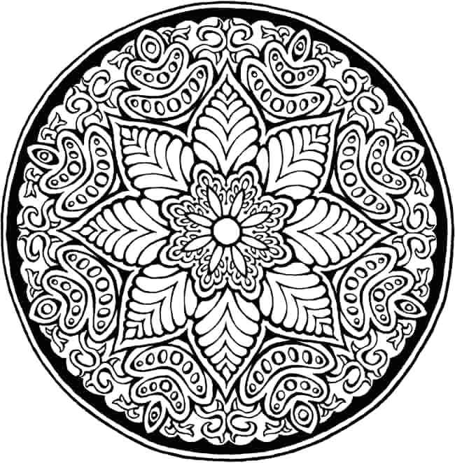 650x662 Patterns Coloring Pages Page Image Images Clip Art Graphic Design