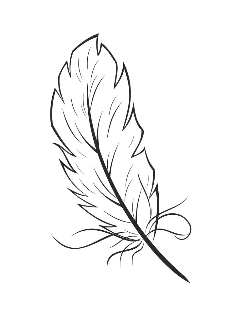 786x1024 Coloring Page Grass Coloring Page Feathers Pages Mardi Gras