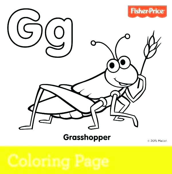 600x605 Grass Coloring Page Grass Outline Coloring Pages Ant