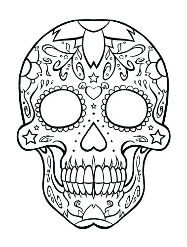 379x500 Grateful Dead Coloring Pages Medium Size Of Day Of The Dead