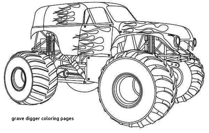 730x465 Grave Digger Coloring Pages