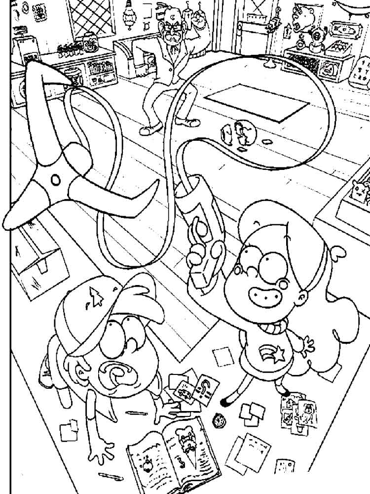 Gravity Coloring Pages At Getdrawings Com Free For Personal Use