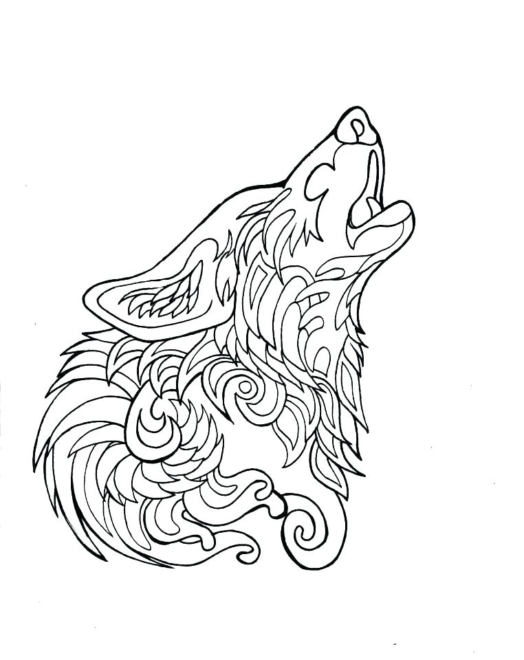 762x960 Baby Wolf Coloring Page Free Printable Coloring Pages Baby Wolf