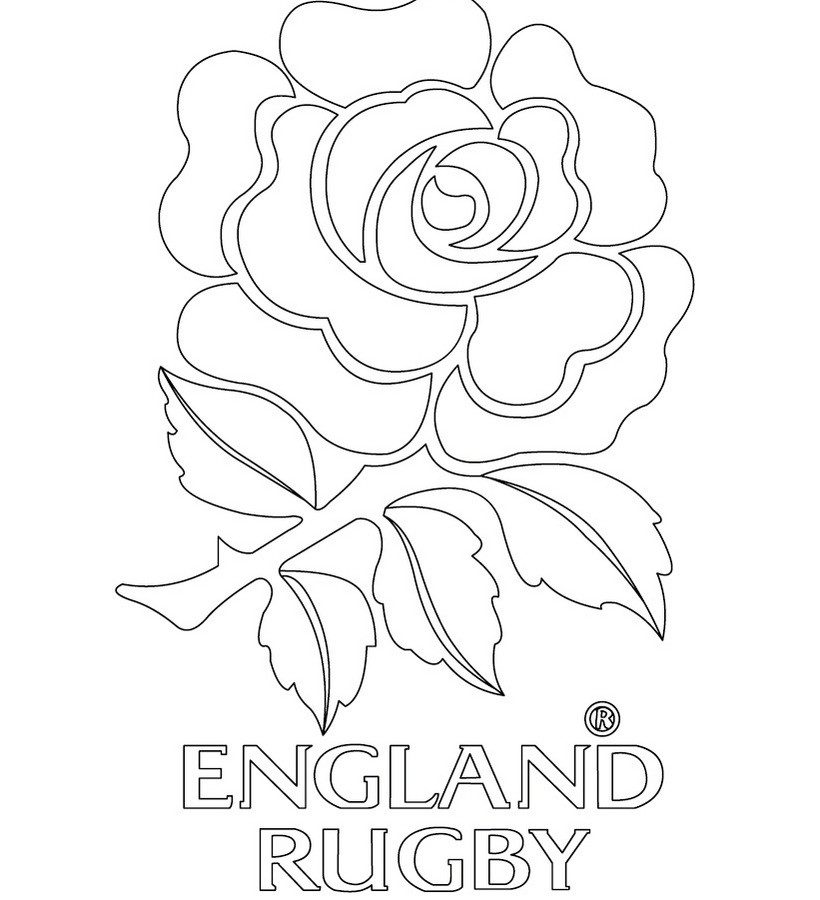 820x900 England Flag Coloring Page Free Printable About Pages General