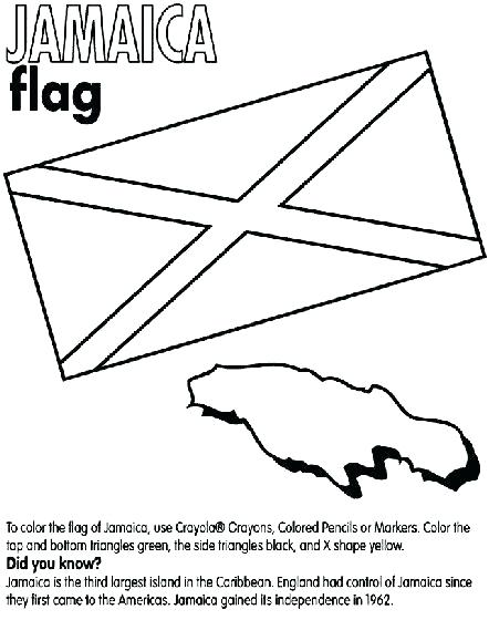 442x560 Flag Color Page Flag Coloring Page Coloring Page Flag Coloring