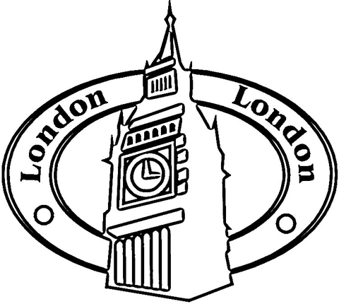 480x430 London Is The Capital Great Britain Big Ben Is A Symbol