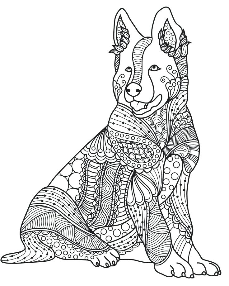 736x918 Great Dane Coloring Pages Dog Home Improvement Cast Lisa