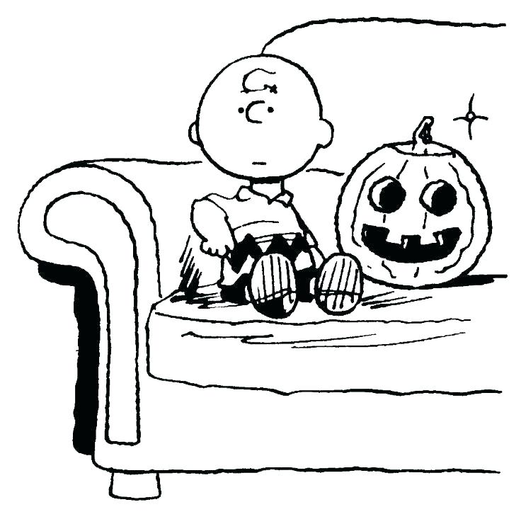 736x733 Great Pumpkin Coloring Pages Charlie Brown Coloring Pages Charlie
