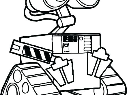 440x330 Coloring Pages Good Wall E Coloring Pages Online Coloring Pages