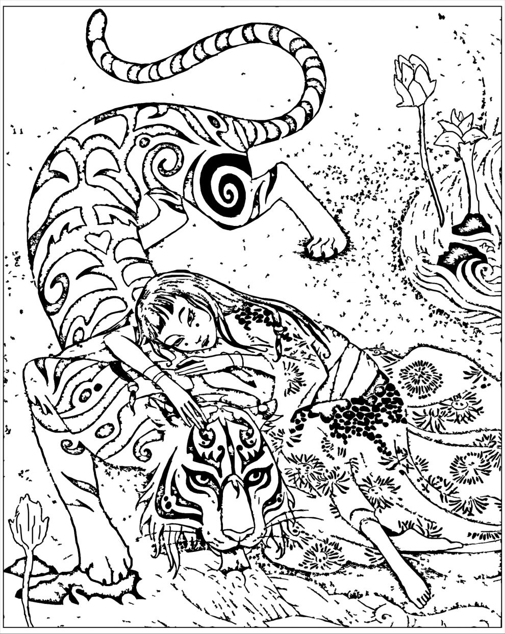 990x1243 Fortune Great Wall Of China Coloring Page