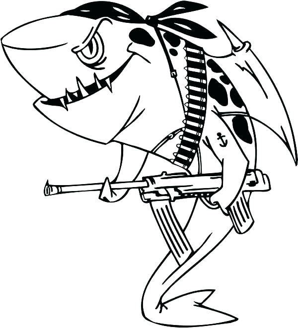 600x661 Coloring Pages Of Sharks Coloring Pages Of Sharks Great White