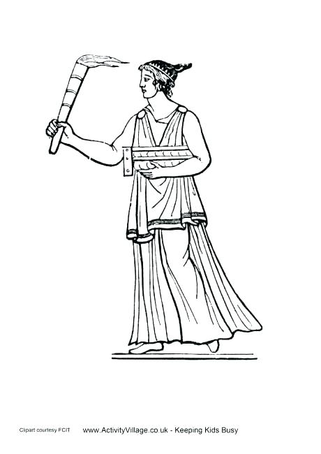 460x650 Greek Coloring Pages Ancient Coloring Pages Color You Greek