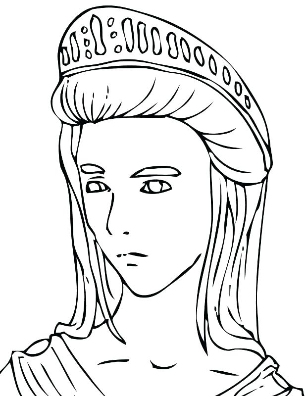 618x800 Greek Coloring Pages Ancient Coins Printable Greek Mythology