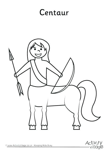 460x650 Greek Gods Coloring Pages