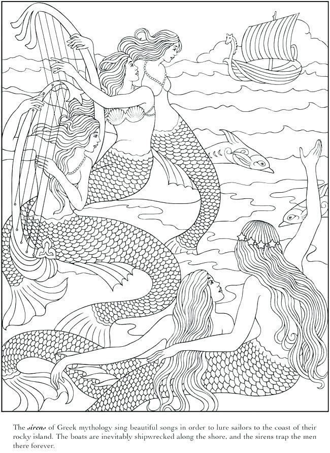 650x891 Greek Mythology Coloring Pages Mythology Coloring Pages Mythology