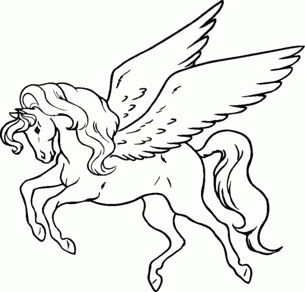 624x599 Greek Mythology Coloring Pages