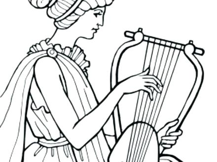 440x330 Greek Vase Coloring Page Jug Coloring Page Ancient Greek Vase