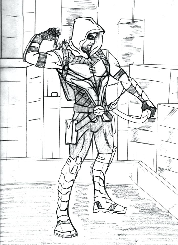 728x1004 Green Arrow Coloring Pages With Wallpapers Desktop Background