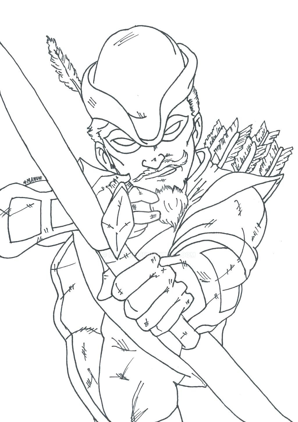1024x1448 Coloring Page Green Arrow Coloring Pages The Logo Page Green
