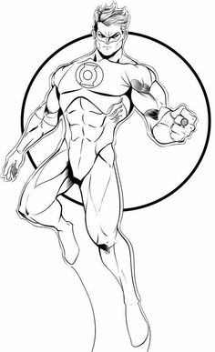 236x387 Running Flash Superhero Coloring Pages Crafts
