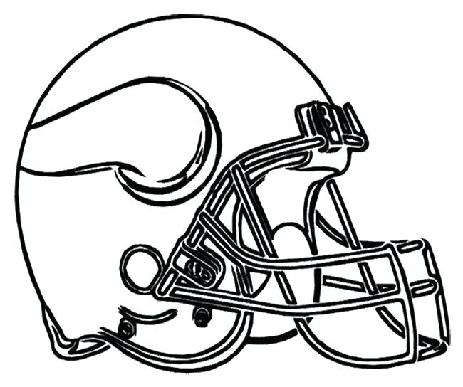 650x544 Marvelous Football Helmet Coloring Pages Printable Your Ultimate