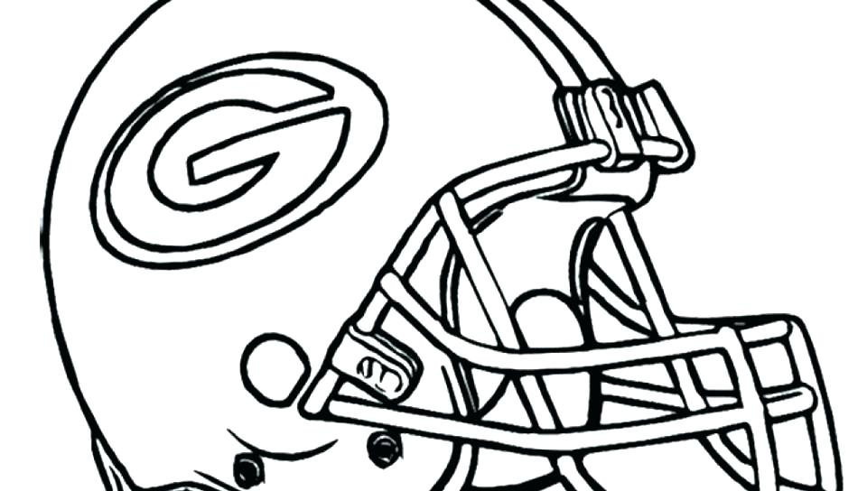 960x544 Nfl Logo Coloring Pages Together With Football Helmet Coloring