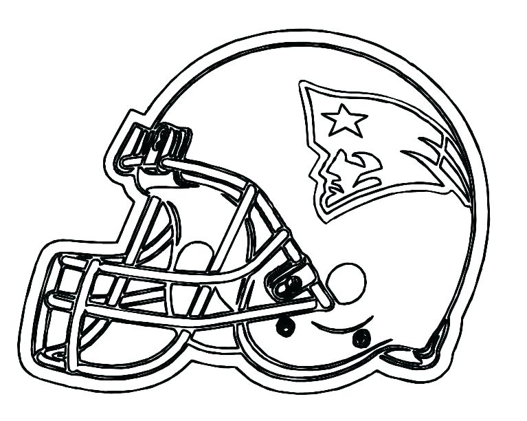 767x612 Green Bay Packers Football Coloring Pages Free Helmets Teams How