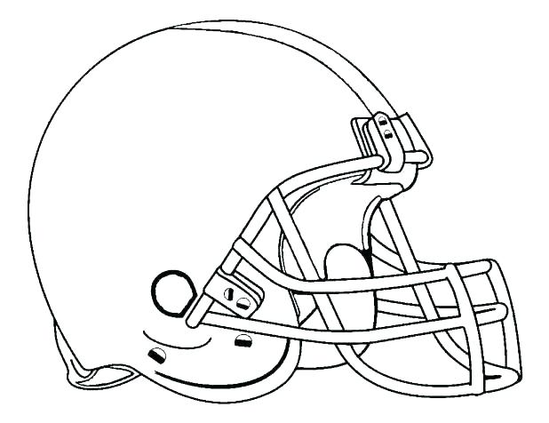 618x476 Green Bay Packers Football Helmet Coloring Page Packer Pages
