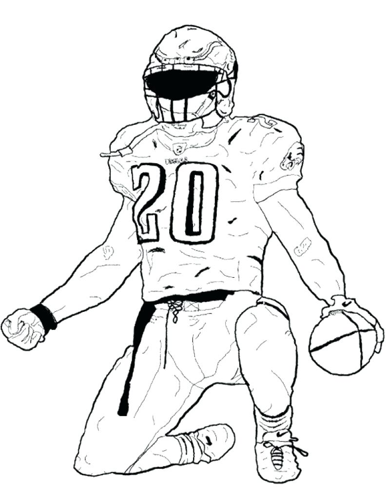792x1024 Coloring Page Pages Players To Print Helmet For Kids Teccs