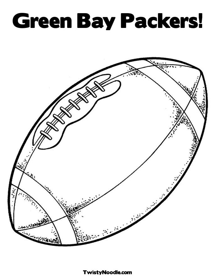 685x886 Green Bay Packers Coloring Pages