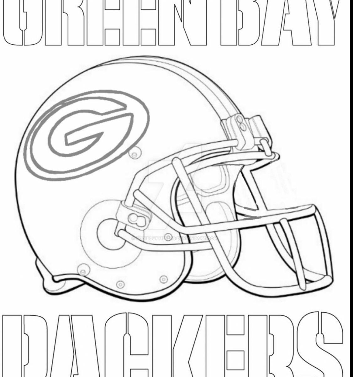 1126x1200 Green Bay Packers Coloring Pages