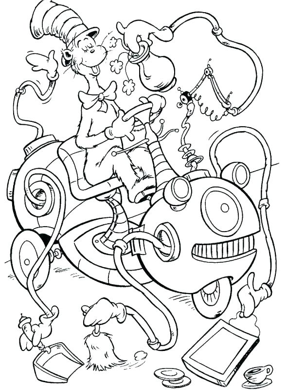 Green Eggs And Ham Coloring Pages At Getdrawings Com Free For