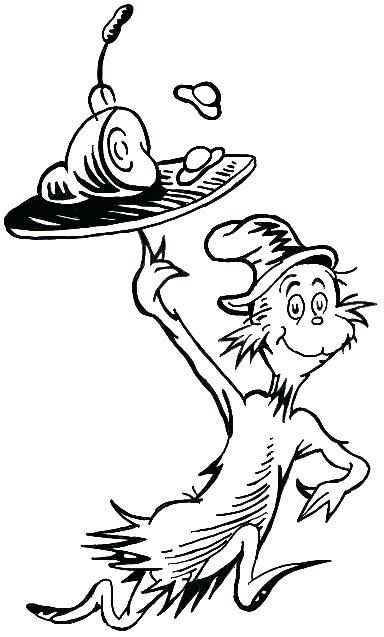 384x637 Green Eggs And Ham Coloring Page Green Coloring Pages Green Eggs
