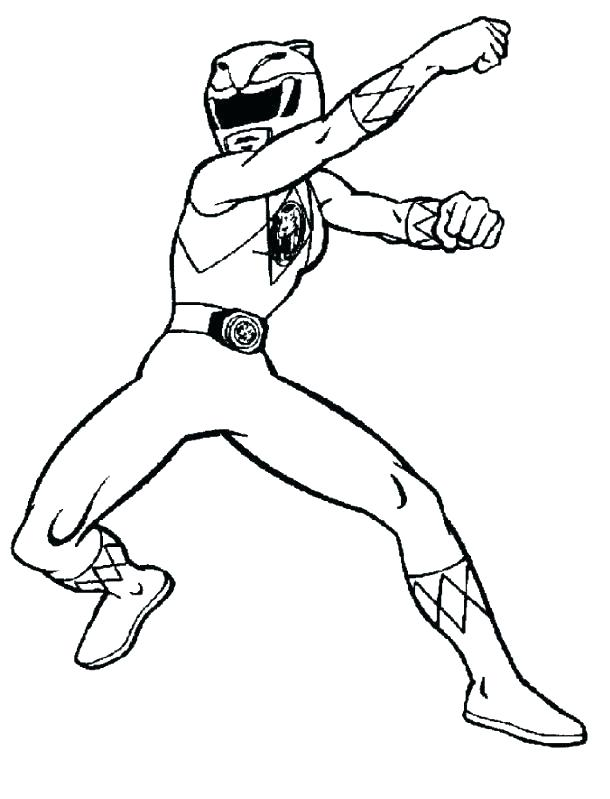 610x799 Power Ranger Color Pages Power Rangers Jungle Fury Coloring Pages